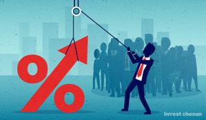 시작된 금리 인상…기업 신용도 영향은 내년 초 이후 본격화