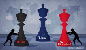 디즈니+는 내고, 넷플릭스는 버티고…'장기전' 될 망 사용료 분쟁